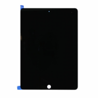 iPad 2018 Digitizer Touch Screen with Adhesive Tape – Black