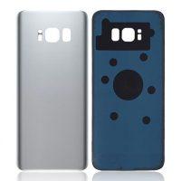 Galaxy S8 (G950F) Rear Glass – Silver