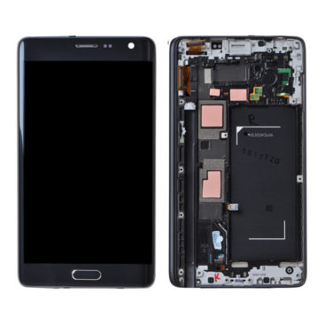 Samsung Galaxy Note Edge N915 LCD Display Black