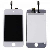 iPod Touch 4 LCD and Digitizer Touch Screen Assembly – White