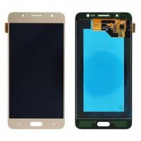 Galaxy J7 Prime (G610) LCD and Digitizer Touch Screen Assembly – Gold
