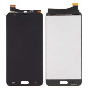 Galaxy J7 Prime (G610) LCD and Digitizer Touch Screen Assembly – Black