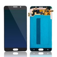 Galaxy Note 5 (N920I) LCD and Digitizer Touch Screen Assembly (Service Pack) – Black