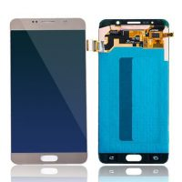 Galaxy Note 5 (N920I) LCD and Digitizer Touch Screen Assembly (Service Pack) – Gold