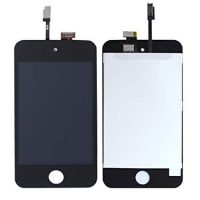 iPod Touch 4 LCD and Digitizer Touch Screen Assembly – Black