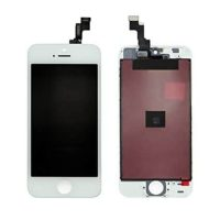iPhone SE LCD and Digitizer Touch Screen Assembly (AAA Quality) – White