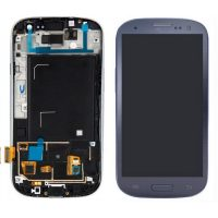 Galaxy S3 (i9305) LCD and Digitizer Touch Screen Assembly – Blue