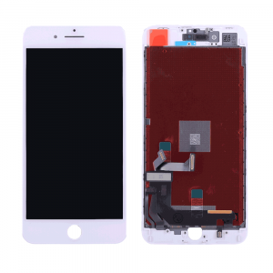 iPhone 8 Plus  5.5″ LCD and Digitizer Touch Screen Assembly (Refurbished) – White