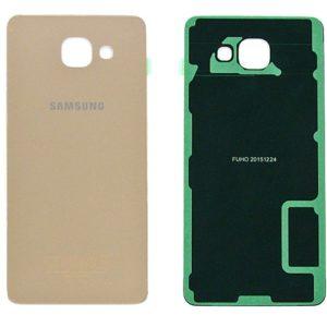 Galaxy A8 2018 (A530) Rear Cover – Black