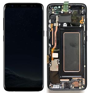 Galaxy S8 Plus Display Black