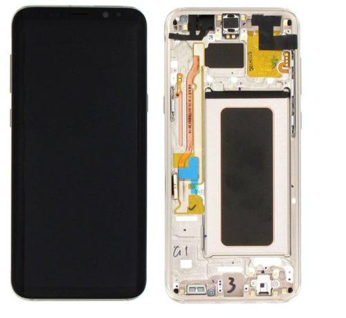 Galaxy S8 Plus Display Gold