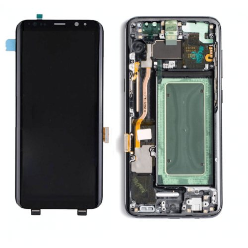 Galaxy-s8-plus-lcd-screen-with-digitizer-with-frame-module-black-800×800
