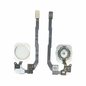 iPhone 5S Home Button White Flex