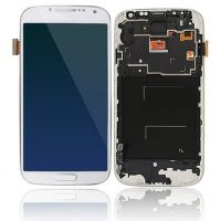 Galaxy S4 (i9505) LCD and Digitizer Touch Screen Assembly – White