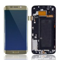 Galaxy S6 Edge Plus (G928I) LCD and Digitizer Touch Screen Assembly – Gold