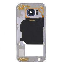 Galaxy S6 (G920I) Mid-Frame Housing – Grey