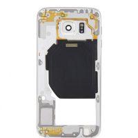 Galaxy S6 (G920I) Mid-Frame Housing – Silver