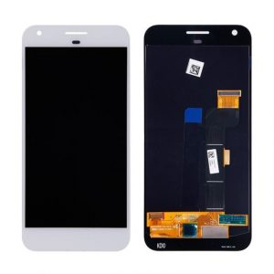 Pixel XL LCD and Digitizer Touch Screen Assembly – White