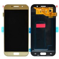 Galaxy A5 2016 (A510) LCD and Digitizer Touch Screen Assembly – Gold