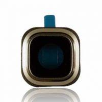 Galaxy Note 5 (N920I) Rear Camera Lens & Frame – Gold
