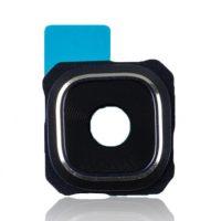 Galaxy S6 Edge Plus (G928I) Rear Camera Lens & Frame – Black