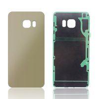 Galaxy S6 Edge Plus (G928I) Rear Glass – Gold