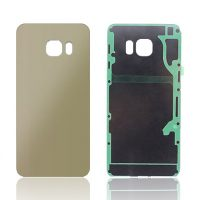 Galaxy S6 Edge (G925I) Rear Glass – Gold