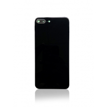 iPhone 8 Plus Rear Glass With Camera Lense – Black