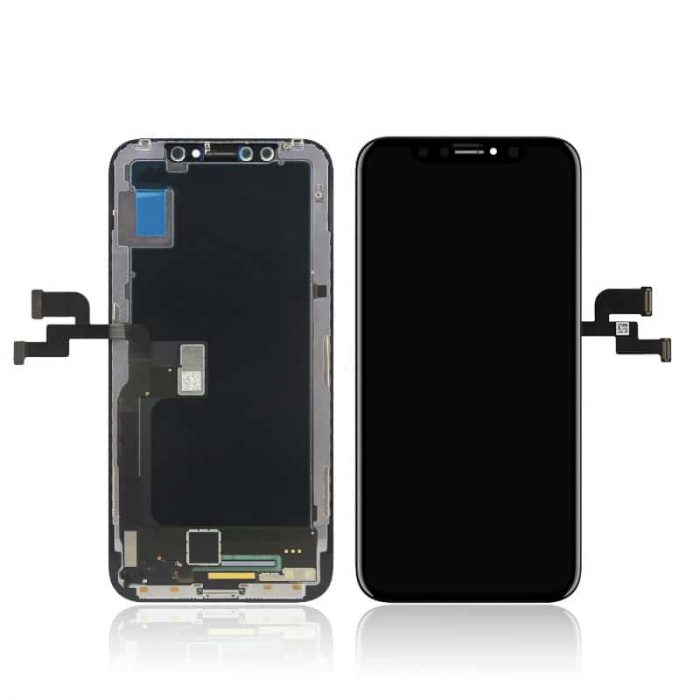 iPhone X LCD and Digitiser Touch Screen Assembly With Force Touch Panel