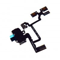 iPhone 4 Earphone Jack & Volume Switch Flex