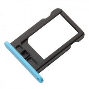 iPhone 5C Sim Tray – Blue