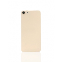 iPhone 8 Rear Glass With Camera Lense – Pink