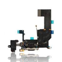 iPhone 5C Charging Port Space Grey Flex