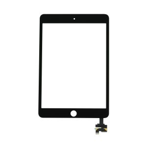 iPad Mini 3 Digitizer Touch Screen with Adhesive Tape – Black