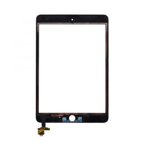 iPad Mini 3 Digitizer Touch Screen with Adhesive Tape – White