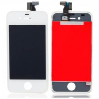 iPhone 4 LCD and Digitizer Touch Screen Assembly (AAA Quality) – White
