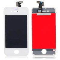 iPhone 4S LCD and Digitizer Touch Screen Assembly (AAA Quality) – White