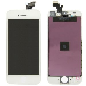 iPhone 5 LCD and Digitizer Touch Screen Assembly (AAA Quality) – White