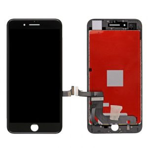 iPhone 7  4.7″ LCD and Digitizer Touch Screen Assembly (Refurbished) – Black