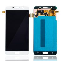 Galaxy Note 5 (N920I) LCD and Digitizer Touch Screen Assembly (Service Pack) – White