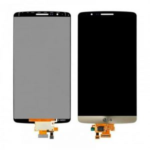 LG G3 LCD and Digitizer Touch Screen Assembly – Gold