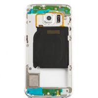 Galaxy S6 Edge Plus (G928I) Mid-Frame Housing – Silver