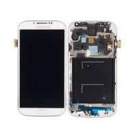Galaxy S4 (i9506) LCD and Digitizer Touch Screen Assembly – White