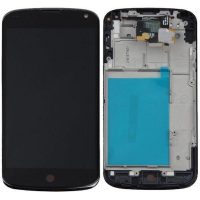 LG Nexus 4 LCD and Digitizer Touch Screen Assembly