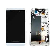 Blackberry Z10 LCD Assembly White