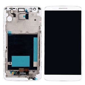LG G2 LCD and Digitizer Touch Screen Assembly – White