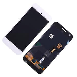 Pixel LCD and Digitizer Touch Screen Assembly – White