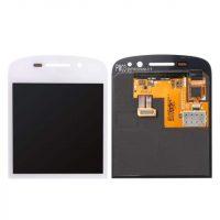 Blackberry Q10 LCD Assembly White