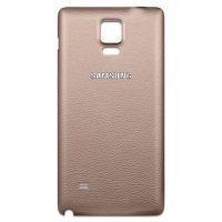 Galaxy Note 4 (N910G) Rear Cover – Gold