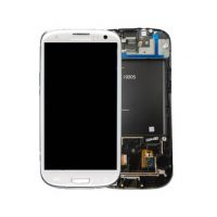 Galaxy S3 (i9305) LCD and Digitizer Touch Screen Assembly – White